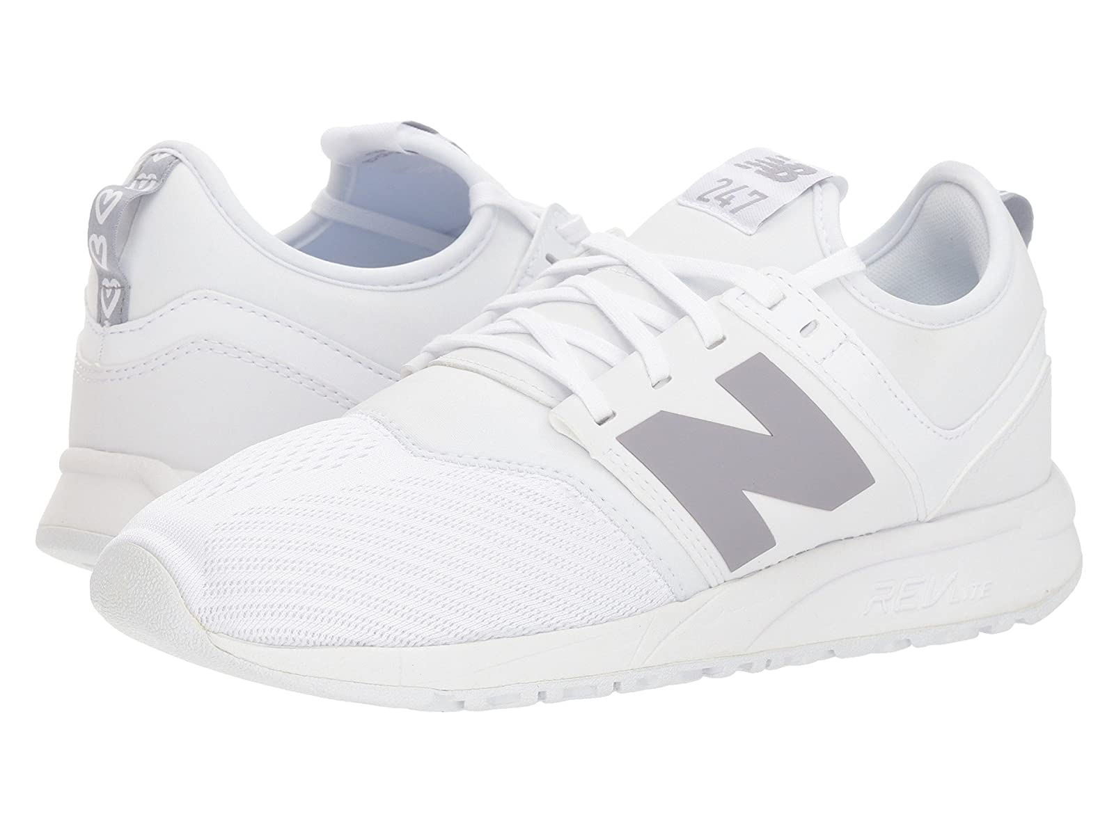 New Balance Classics WS247v2Atmospheric grades have affordable shoes