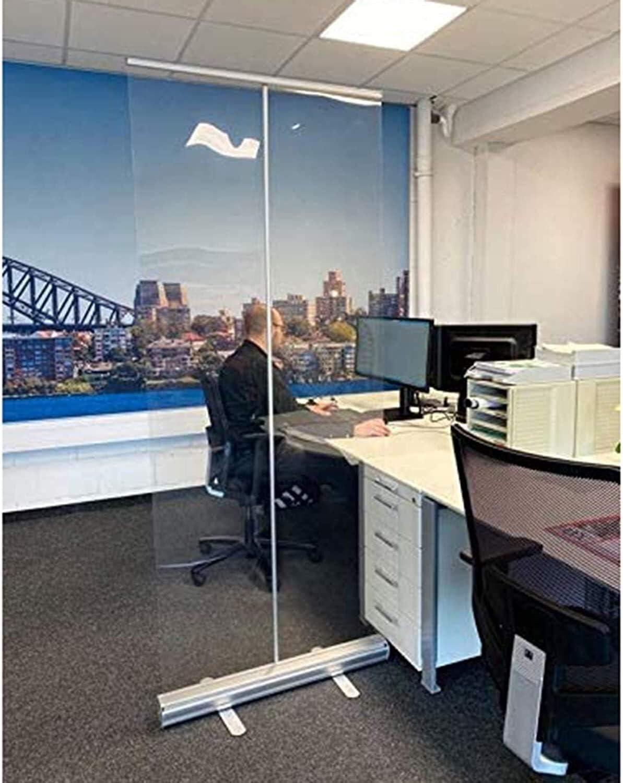 Popular overseas Floor-standing sneezing guard-room waterproof iso Max 74% OFF partition-free