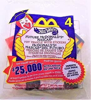 McDonalds Happy Meal Hot Wheels 1999 #4 - Future McDonald's Nascar