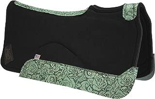 english trail saddle pad with pockets
