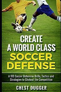 Create a World Class Soccer Defense: A 100 Soccer Drills,...