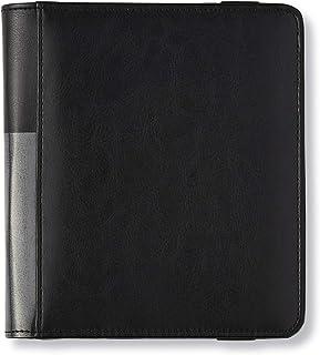 Arcane Tinman AT-35002 Card Binder: Dragon Shield 2 Pocket Portfolio, Black