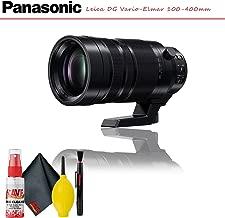 Panasonic Leica DG Vario-Elmar 100-400mm f/4-6.3 ASPH. Power O.I.S. Lens with Cleaning Kit