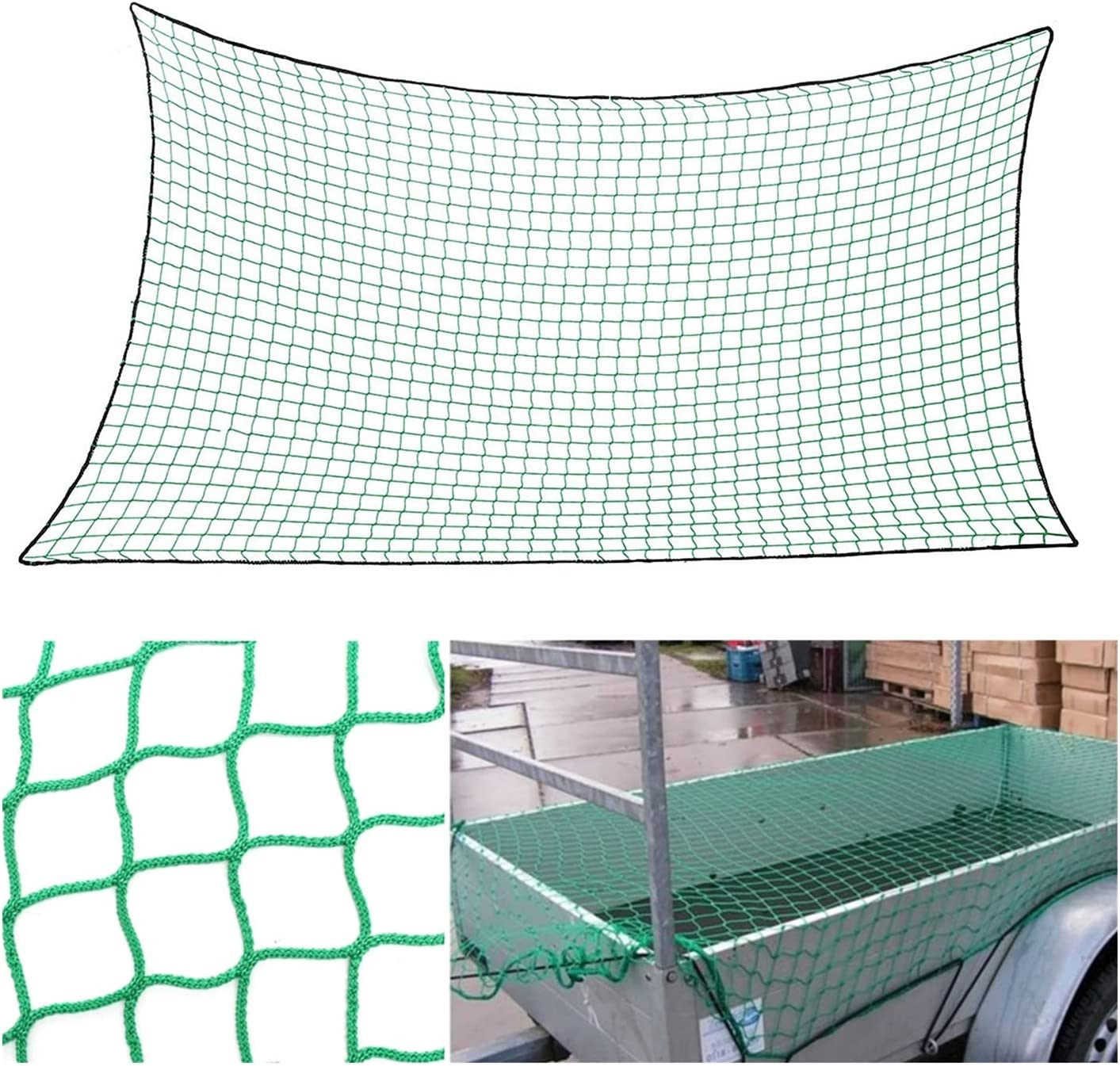 Direct stock discount JQDMBH Cargo Excellence Net 5 Sizes P Strong Heavy Mesh
