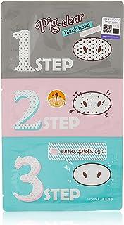 HOLIKA HOLIKA Patchs anti points noirs en 3 étapes Pig Nose Clear Blackhead 3-Step Kit 7g