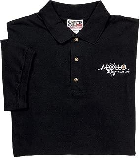 ComputerGear NASA Apollo 11 50th Anniversary Polo Shirt Officially Licensed