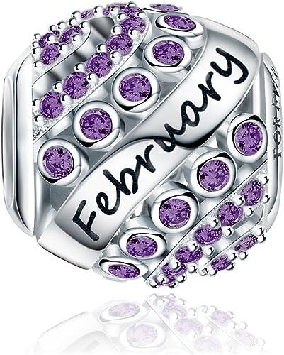 Bamoer S925 Sterling Silver Charms émail Bead Mermaid/'s Missing Fit Bracelet