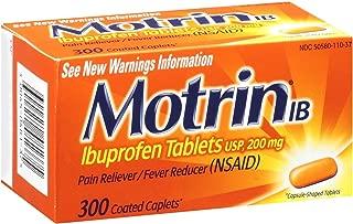 Motrin IB 300 caps, 200 mg