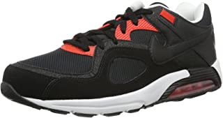 The Mens Air Max Go Strong Essential Shoe Black/Light Crimson/White/Black