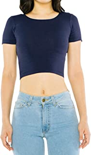 Best cropped jersey t shirt Reviews
