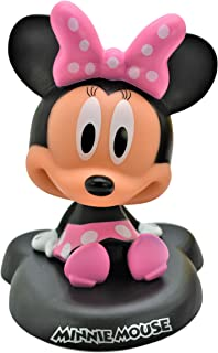 Minnie Mouse PVC Bobble Head Figure Car Accessories Dashboard Office Home Accessories Ultra Detail Doll .