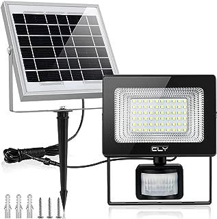 Foco Led Solar Exterior Sensor Movimiento, Foco Solar