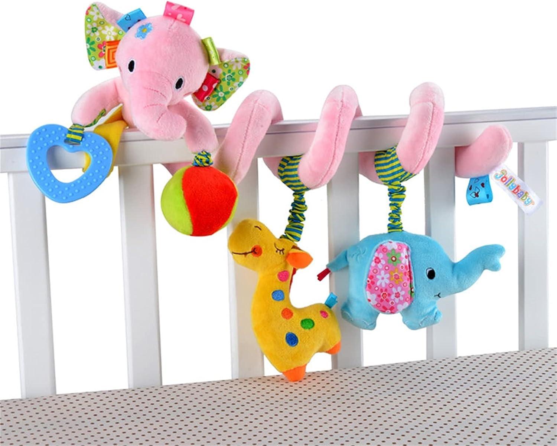 Luxury LUBINGT Baby Activity Spiral Plush Cr Months 0-12 Mail order Toys
