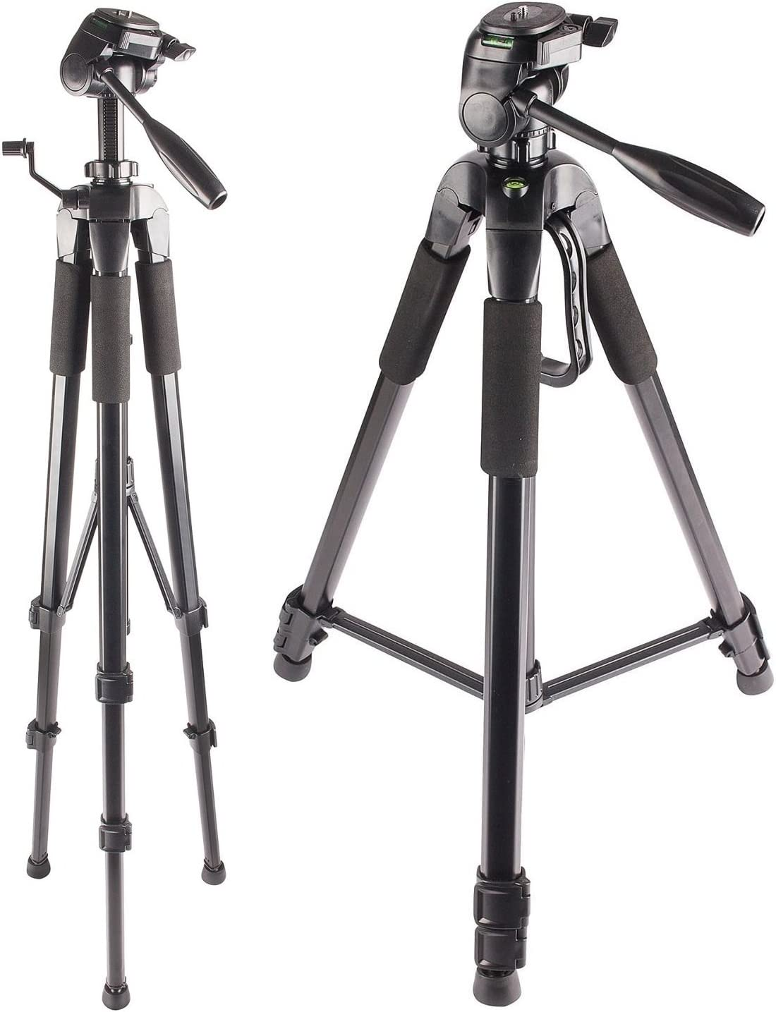 72-Inch Multi-Angle Tripod with Fluid Albuquerque Mall Head for Alpha depot - Sony a9