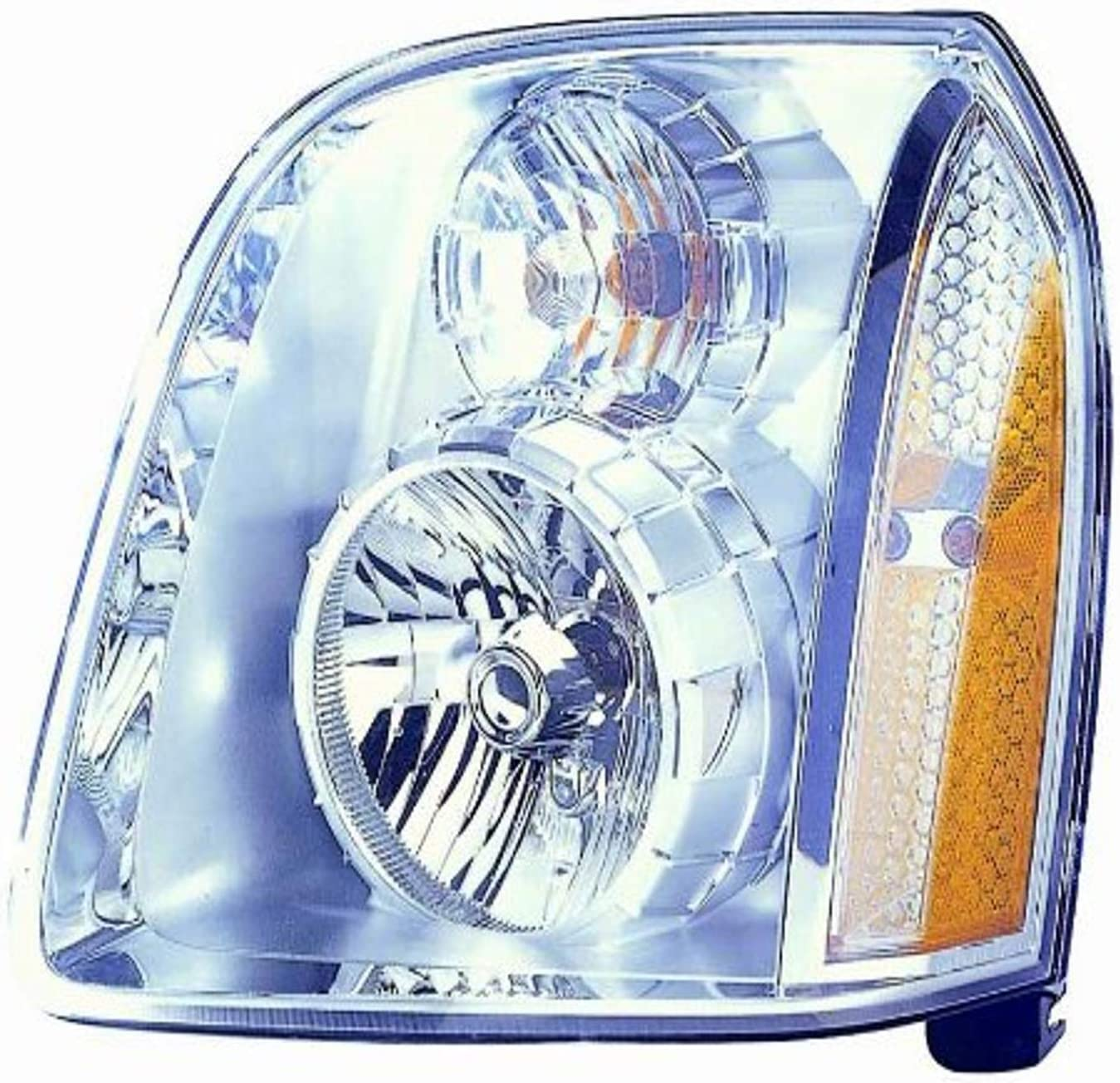 Depo 336-1103L-ASNZ Buick LeSabre Driver Side Replacement Headlight Assembly