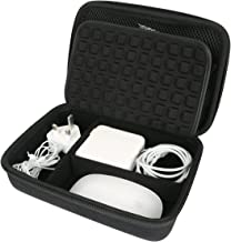 Khanka Hard Case Travel Portable for Apple Pencil, Magic Mouse, Magsafe Power Adapter, Magnetic Charging Cable,EarPods