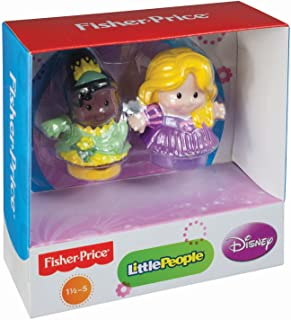 Fisher-Price Little People Disney Princess, Rapunzel and Tiana