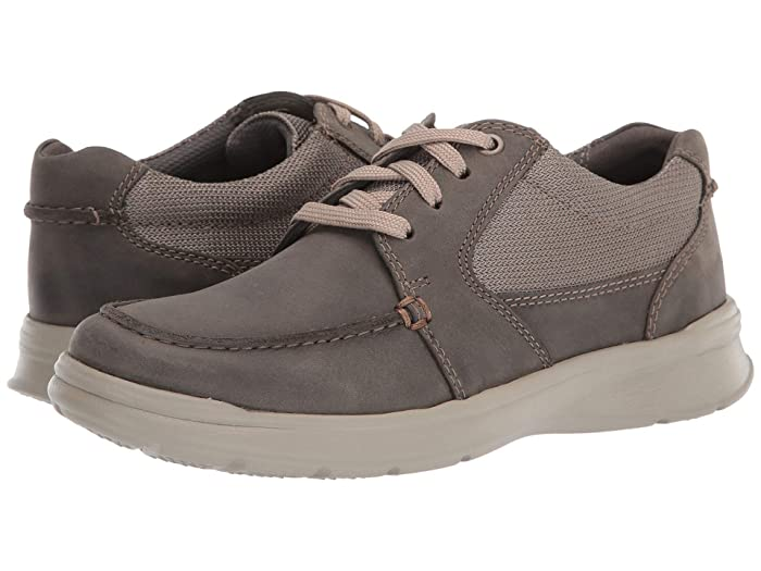 Clarks  Cotrell Lane (Olive Combi Leather) Mens Shoes