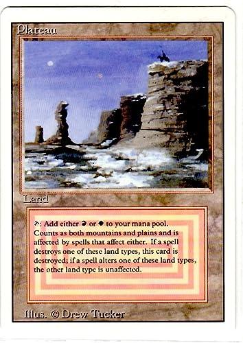 alta calidad Plateau by Magic    the Gathering  mejor precio