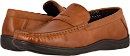Brentwood Moc Toe Penny Slip-On