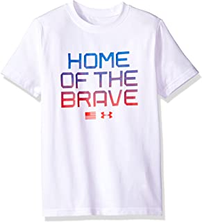 Under Armour Boys' Home Of The Brave T-Shirt