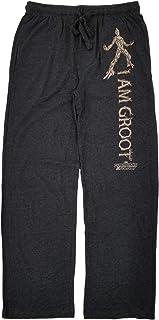 Marvel Mens Guardians of The Galaxy I Am Groot Sleep Pants Pajama Bottoms