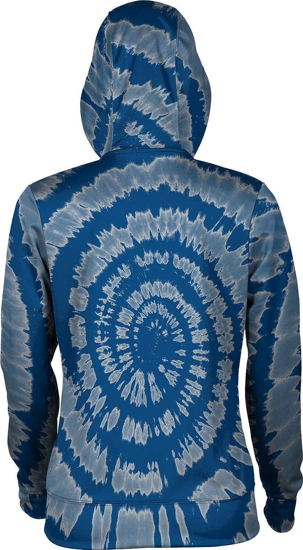 ProSphere Drake University Girls' Pullover Hoodie, School Spirit Sweatshirt (Tie Dye)