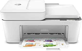 HP DeskJet Plus 4155 Wireless All-in-One Printer | Mobile Print, Scan & Copy | HP Instant Ink Ready | Auto Document Feeder...