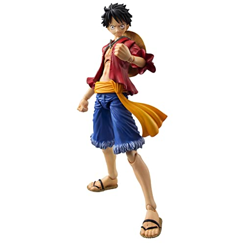 Action- & Spielfiguren Anime One Piece Heroes Monkey•D•Luffy 18cm PVC Action Figure No Box Boys Toy