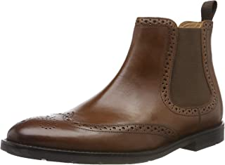Clarks Ronnie Top, Chelsea Boots Homme