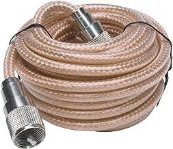 RoadPro 9' Mini-8 PL-259 Coaxial Cable