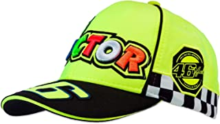 VR46Rossi Kids Cap The Doctor Tapa One Size
