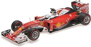 BBR Ferrari SF16-H F1 Italy GP 2016 Sebastian Vettel #5 1/18 Model Car by 181625