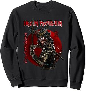 Iron Maiden - Cercle rouge Senjutsu Eddie Sweatshirt