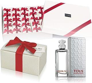 perfumes mini tous con bolsa a juego regalo bodas