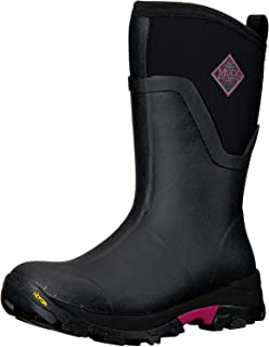 Arctic Ice Extreme Conditions Mid-Height Rubber Women's Winter Boot With Arctic Grip Outsole