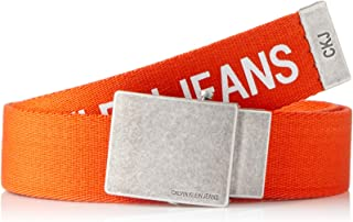 Calvin Klein Jeans Men's Military Belt 3.5Cm