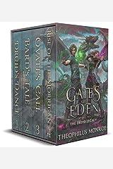 Gates of Eden: The Druid Legacy Boxed Set (Complete Trilogy + Bonus): An Arthurian Modern Fantasy Kindle Edition