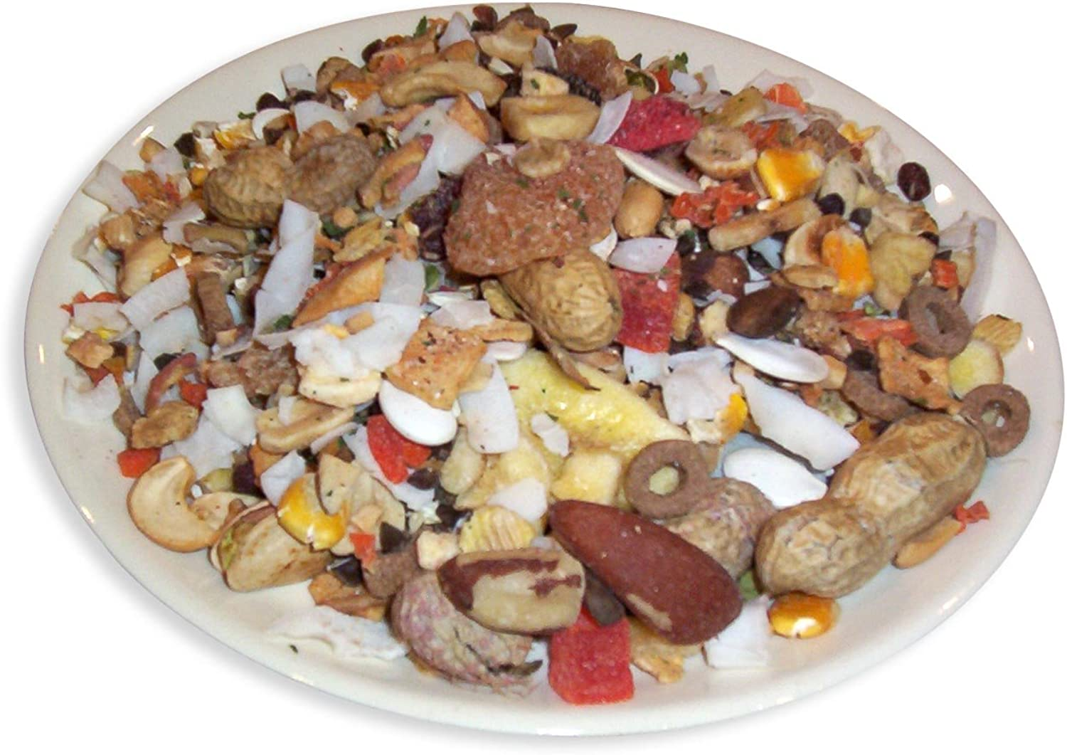 goldenfeast Fruits & Nuts Plus 64 Oz