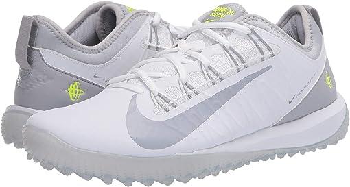 White/Wolf Grey