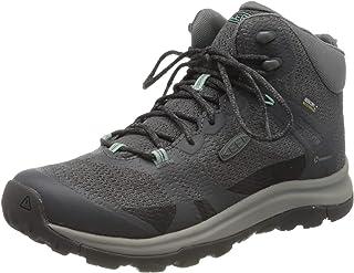 Women's Trail Trekking Shoes, Grey