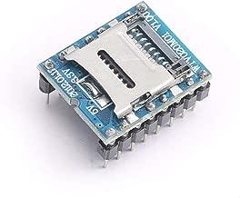 DEVMO U-Disk Audio Player TF SD Card Voice Module MP3 Sound WTV020-SD-16P Arduino