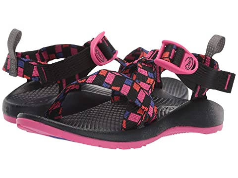 73ab6f8c2590 Chaco Kids Z 1 Ecotread (Toddler Little Kid Big Kid) at Zappos.com