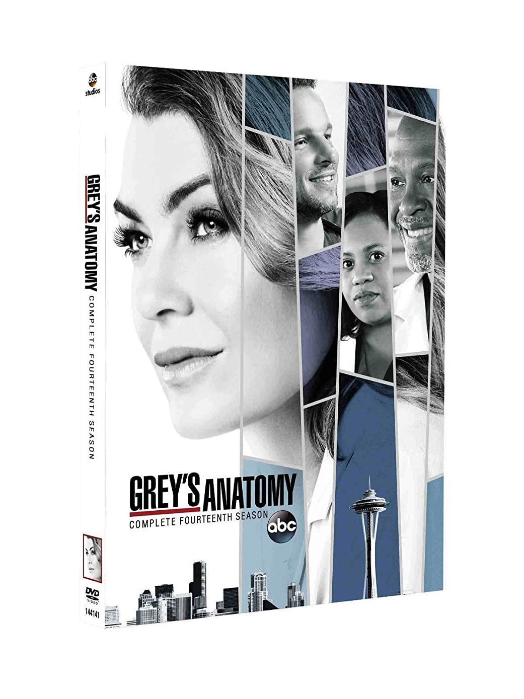 Grey's Anatomy Season 14 (DVD, 2018, 5-Disc Set)
