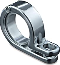 A980290 General Clips /& Clamps 29MM /'P/' CLIP WITH LINER MILD STEEL