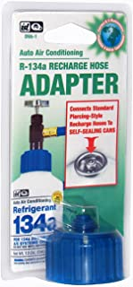 Interdynamics DVA-1 Car Air Conditioner Hose Adapter for R134A Refrigerant, Recharge Kit..