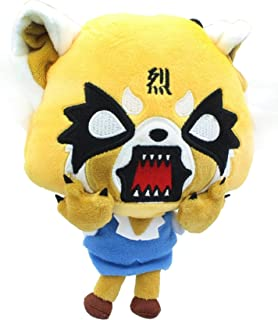 GUND Aggretsuko Rage, Multicolor, 7