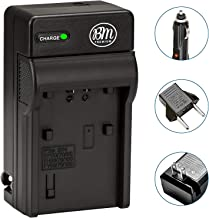 NP-FV70 Battery Charger for Sony FDR-AX700, PXW-Z90V, HXR-NX80, HDR-CX455/B HDR-CX675B, CX560, CX900, PJ340, PJ540, PJ670B, PJ810, FDR-AX33, FDR-AX53, FDR-AX100, NEX-VG10, VG20, VG30, VG900 Camcorder