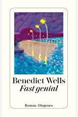 Fast genial (detebe) (German Edition) Format Kindle