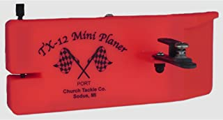 Church Tackle TX-12 in-Line Planer - Starboard